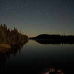 Isle Royale National Park under the stars :