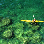 Kayaking Isle Royale :